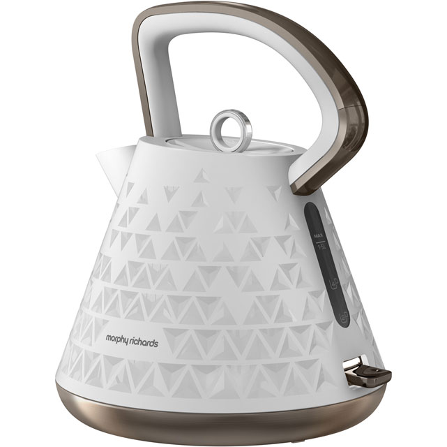 Morphy Richards Prism 108102 Kettle - White