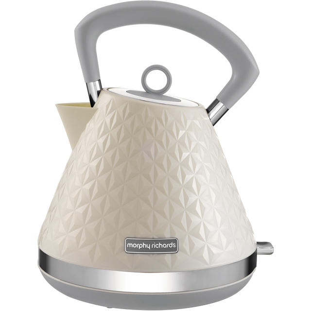 Morphy Richards Vector Kettle - Cream