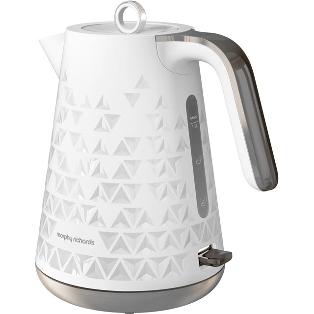 Morphy Richards Prism 108252 Kettle - White