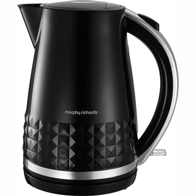 Morphy Richards Dimensions Kettle - Black