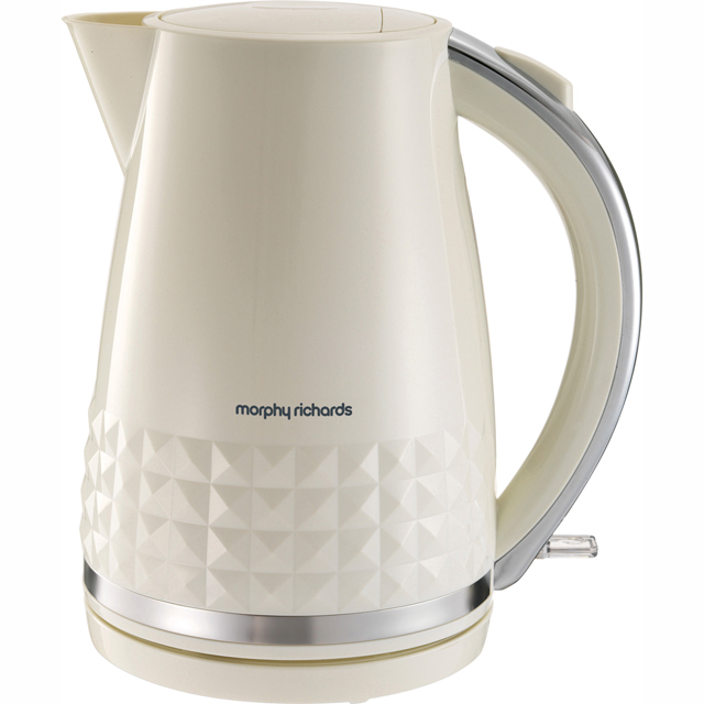 Morphy Richards Dimensions Kettle - Cream