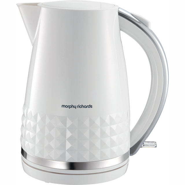 Morphy Richards Dimensions Kettle - White