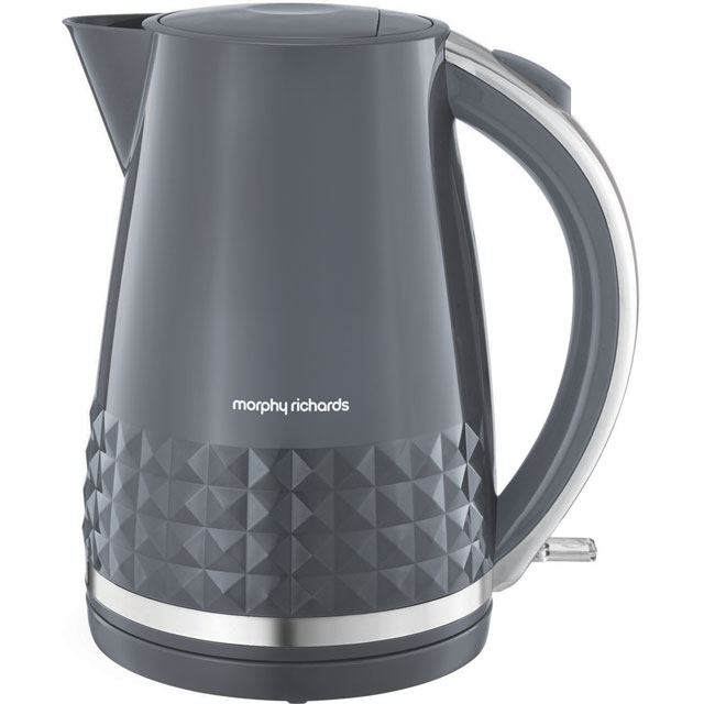 Morphy Richards Dimensions 108264 Kettle - Grey - 108264_GY - 1