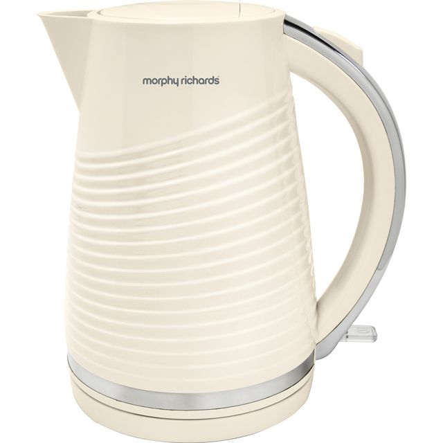 Morphy Richards Dune 108267 Kettle - Cream - 108267_CR - 1