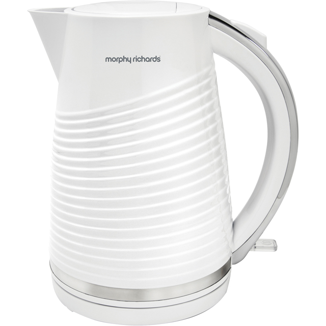 Morphy Richards Dune 108269 Kettle - White - 108269_WH - 1