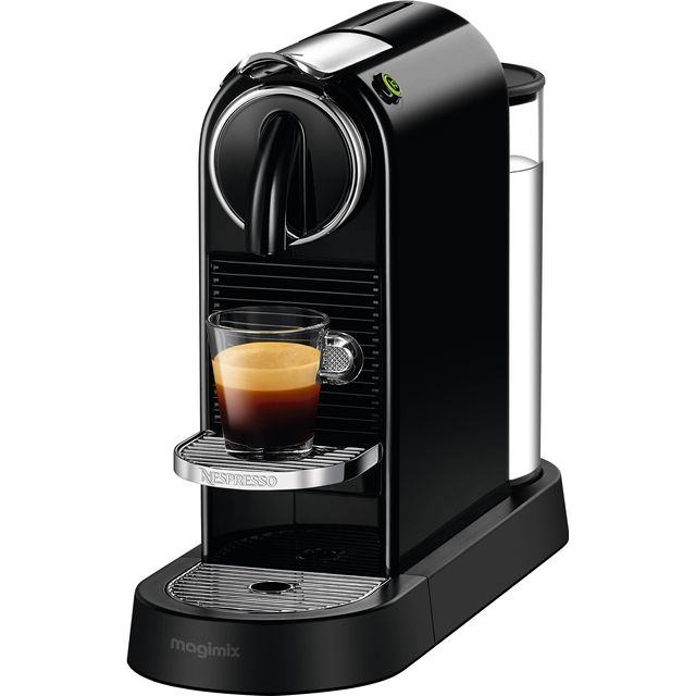 Nespresso by Magimix Citiz 11315 - Black