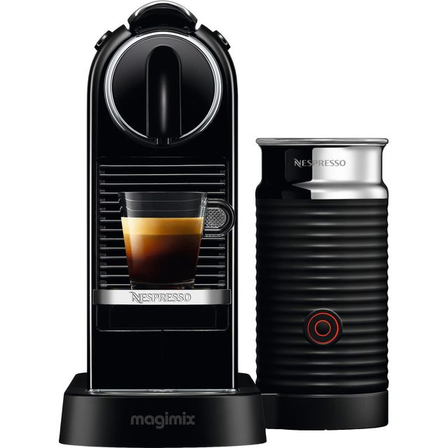 Nespresso by Magimix Citiz & Milk 11317 - Black