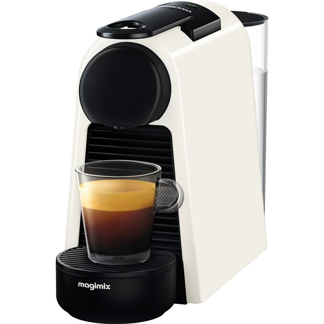 Nespresso by Magimix Essenza Mini 11365 - White