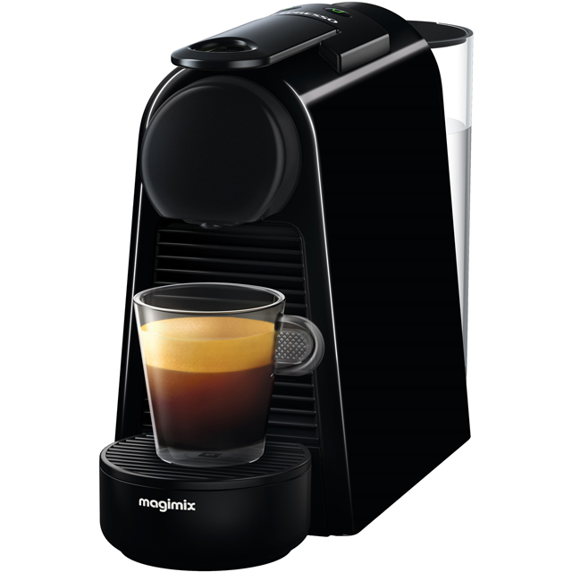 Nespresso by Magimix Essenza Mini 11368 - Black