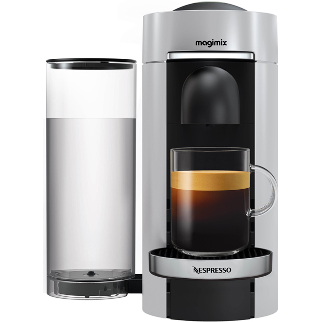 Nespresso by Magimix Vertuo Plus 11386 Nespresso in Silver
