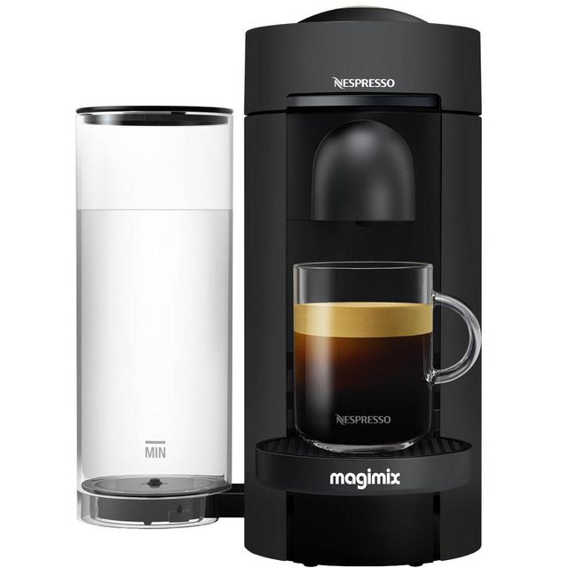 Nespresso by Magimix Vertuo Plus Limited Edition 11399 - Black - 11399_BK - 1
