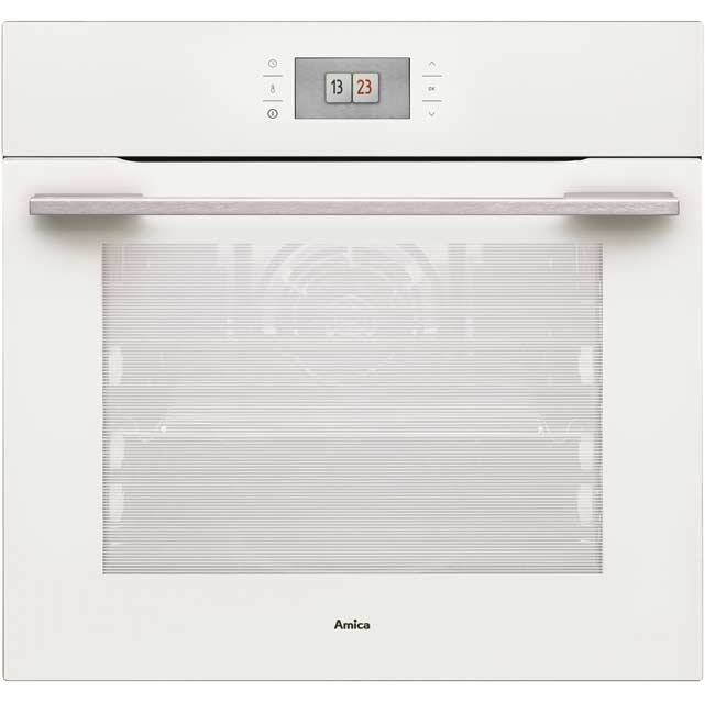 Amica 1143.3TfW Built In Electric Single Oven - White - A Rated
