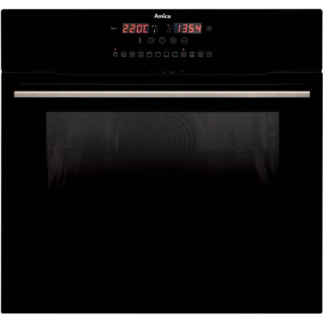 Amica 11433ThB Integrated Single Oven in Black