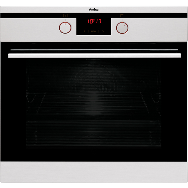 Amica Electric Single Oven - Stainless Steel - A Rated