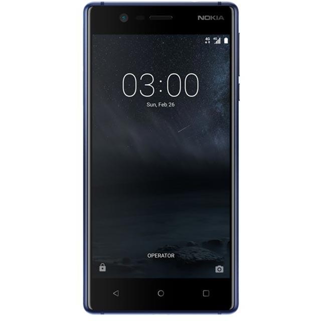 Nokia Nokia 3 11NE1L01A01 Mobile Phone in Blue