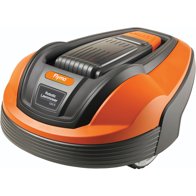 Flymo 1200R Robotic Lawnmower - 1200R_OR - 1