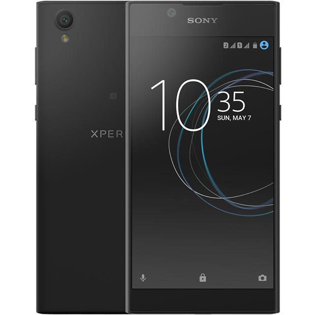 Sony Mobile Xperia L Series 1308-1108 Mobile Phone in Black