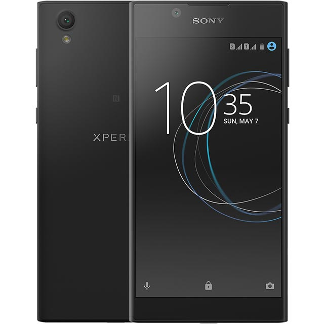 Sony Mobile Xperia L Series 1308-7349 Mobile Phone in Black