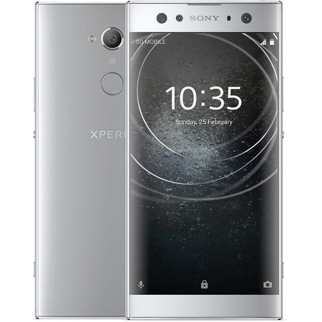 Sony Mobile Xperia XA Series 1312-2010 Mobile Phone in Silver