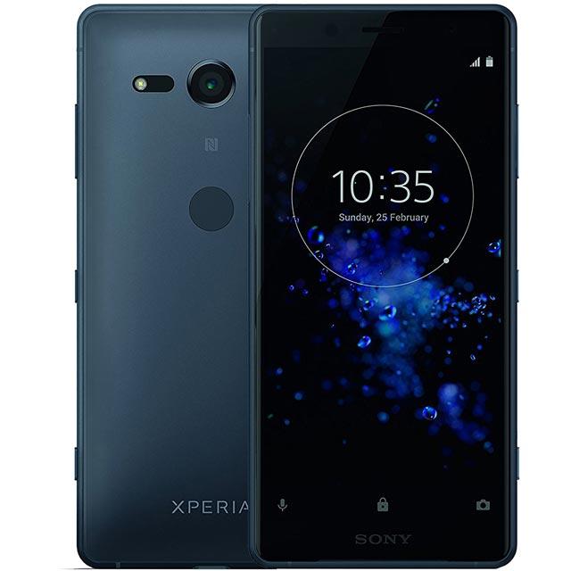 Sony Mobile Xperia XZ2 Series 1313-7014 Mobile Phone in Black