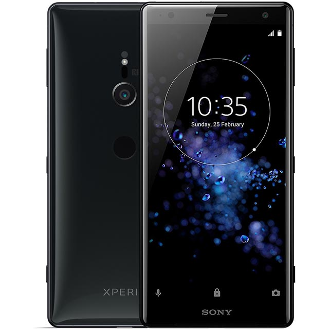 Sony Xperia XZ2 64GB Smartphone in Black