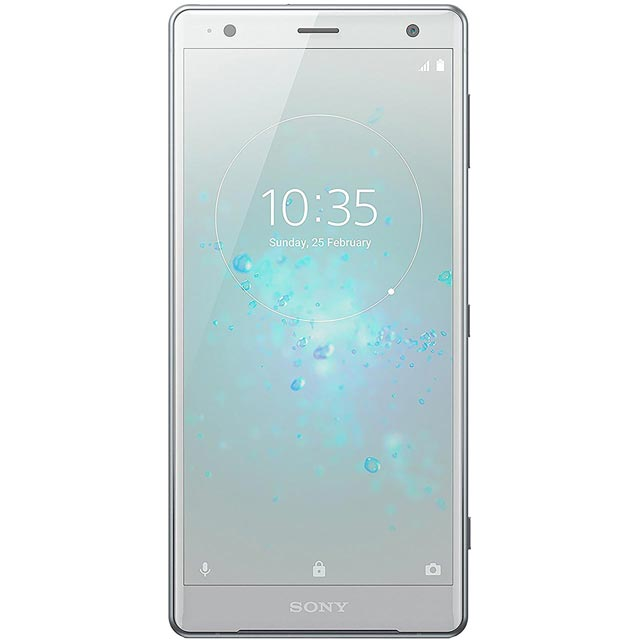 Search and compare best prices of Sony Mobile Xperia XZ2 Series 1313-7945 Mobile Phone in Silver in UK