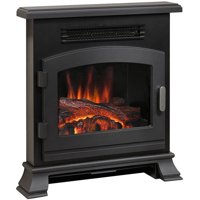 BeModern Banbury 133744 Log Effect Inset Fire - Anthracite - 133744_AN - 1