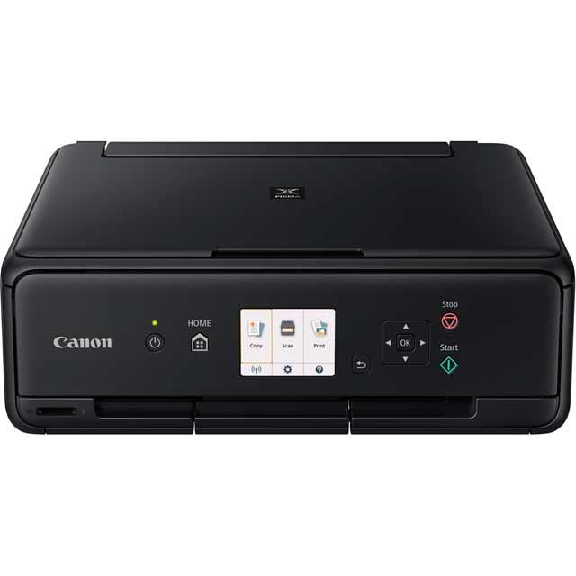 Canon PIXMA TS5050 1367C008AA Printer in Black