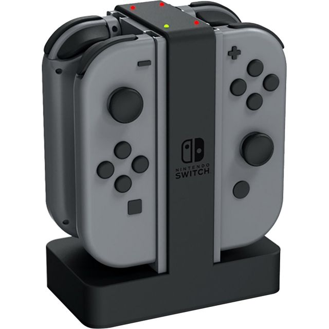 Nintendo 1501406-01 Gaming Charging Dock in Black