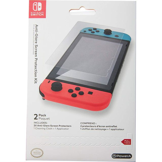 Power A Nintendo Switch Anti-Glare Screen Protector - 1502717-01 - 1