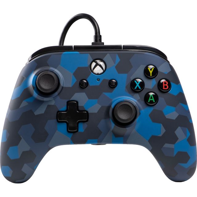 PowerA Wired Controller - Stealth Blue