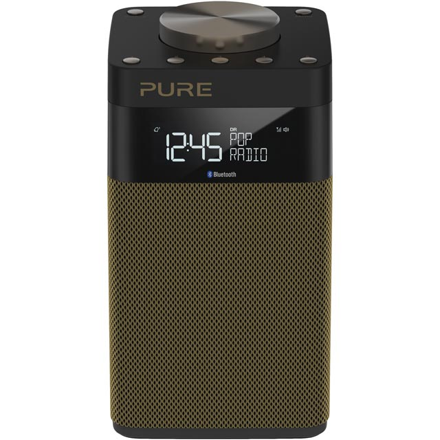 Pure Pop Midi S 151066 Digital Radio in Gold