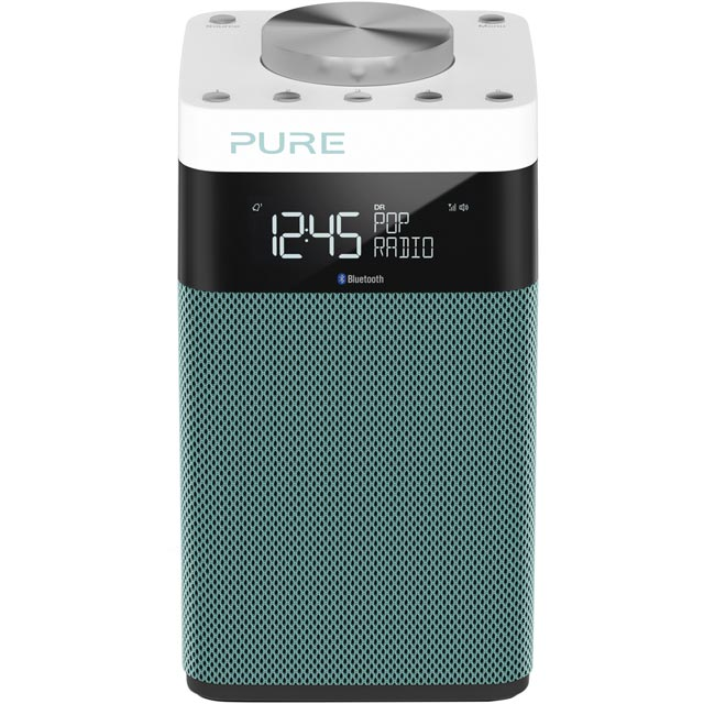 Pure Pop Midi S DAB / DAB+ Digital Radio with FM Tuner - Mint - 151067 - 1