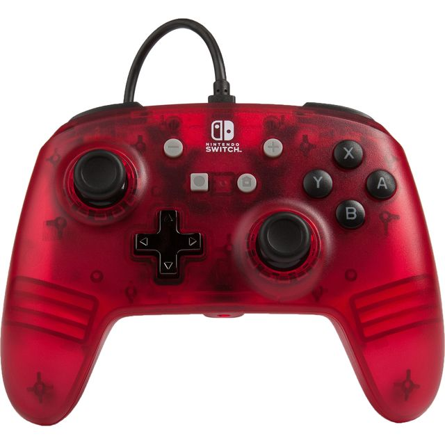 PowerA Enhanced Wired Controller - Red
