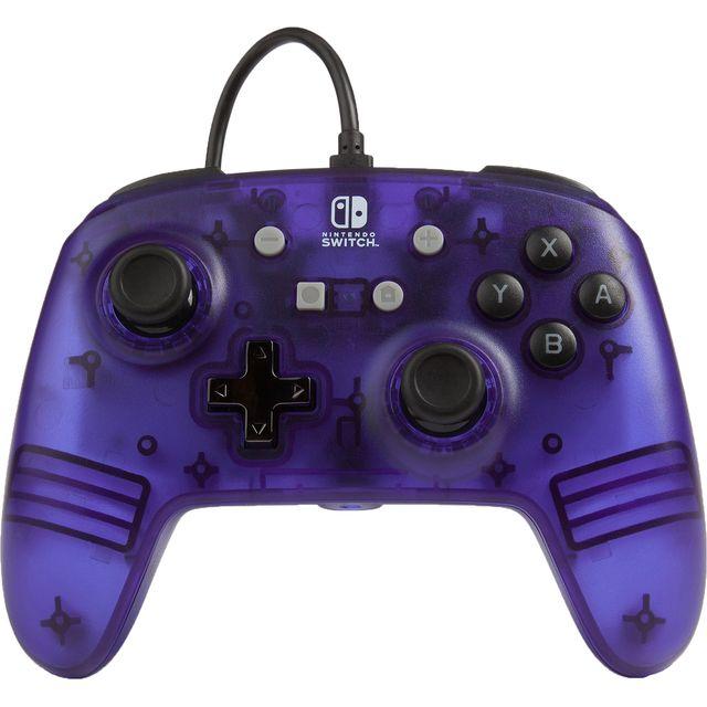 PowerA Enhanced Wired Controller - Purple