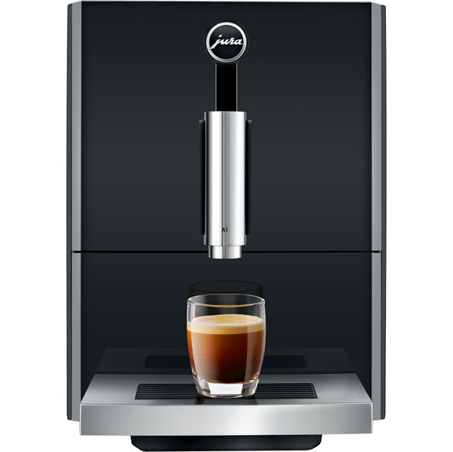 Jura A1 15133 Bean to Cup Coffee Machine - Black