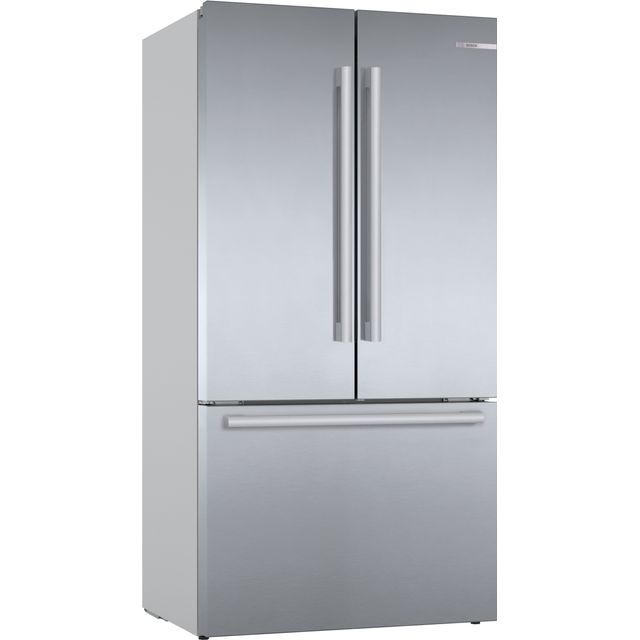 Bosch Serie 8 KFF96PIEP Wifi Connected American Fridge Freezer - Stainless Steel Effect - E Rated