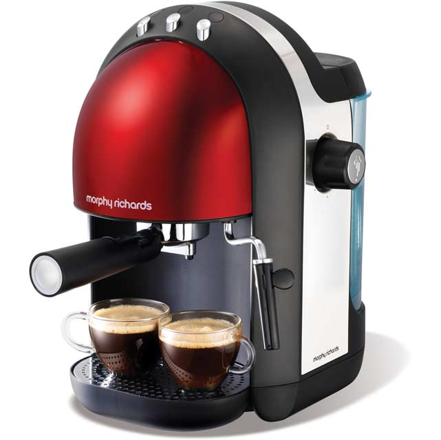 Morphy Richards Accents 172002 Espresso Coffee Machine