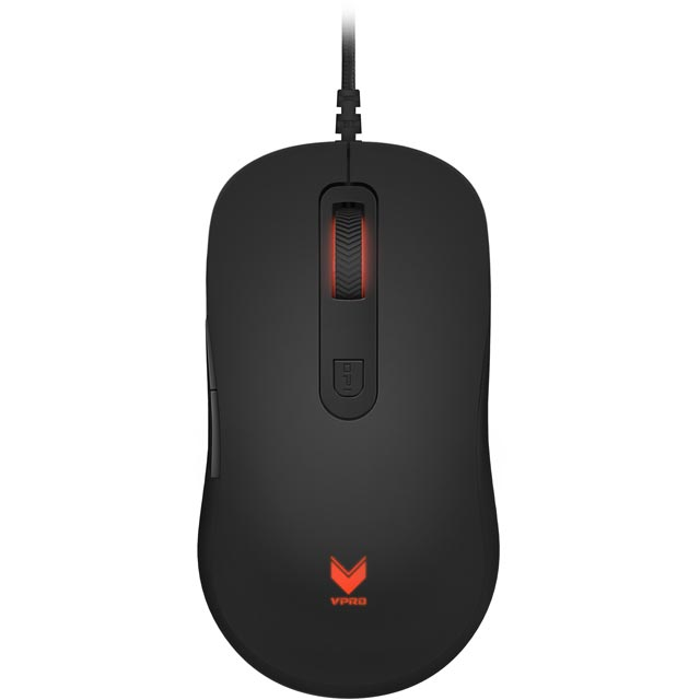 VPRO V16 17227 Mouse - Black - 17227 - 1