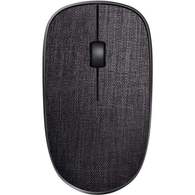 Rapoo Wireless USB Optical Mouse - Black