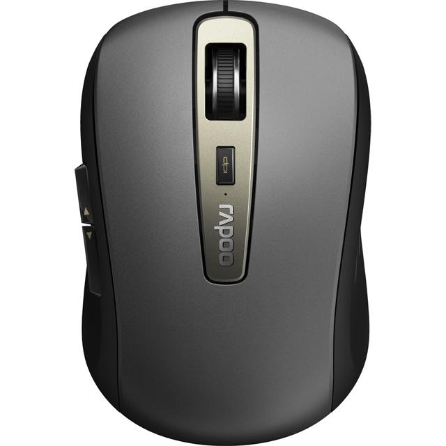 Rapoo MT350 Bluetooth Optical Mouse - Black