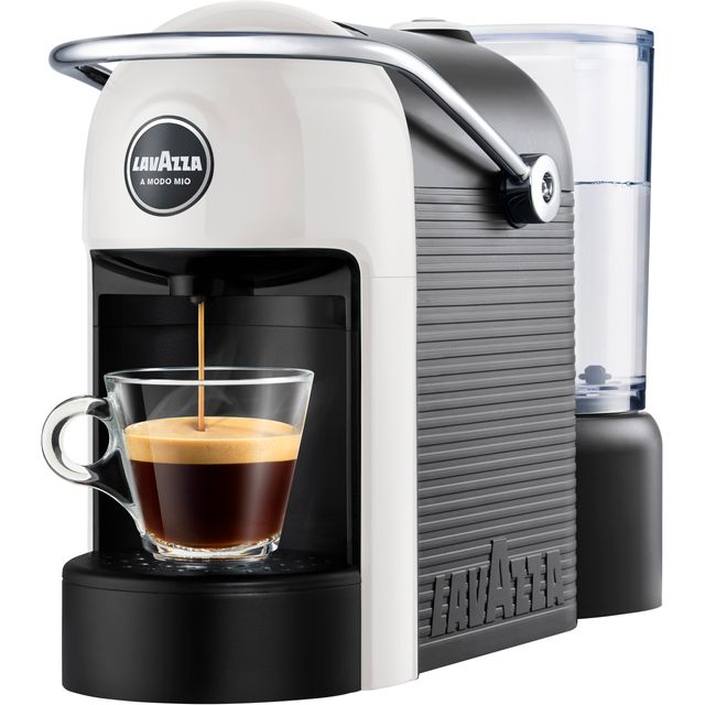 Lavazza Jolie 18000007 Pod Coffee Machine - White - 18000007_WH - 1