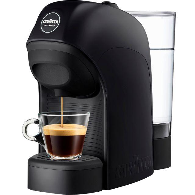Lavazza Tiny 18000175 Pod Coffee Machine - Black