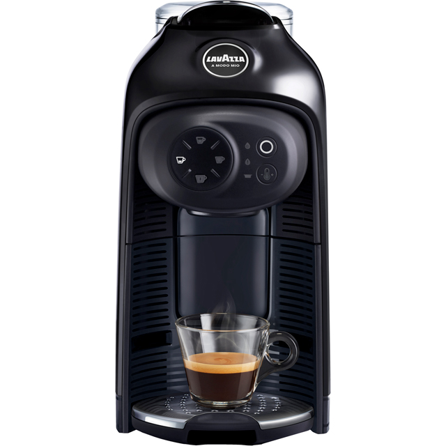 Lavazza Idola 18000280 Pod Coffee Machine - Black - 18000280_BK - 1