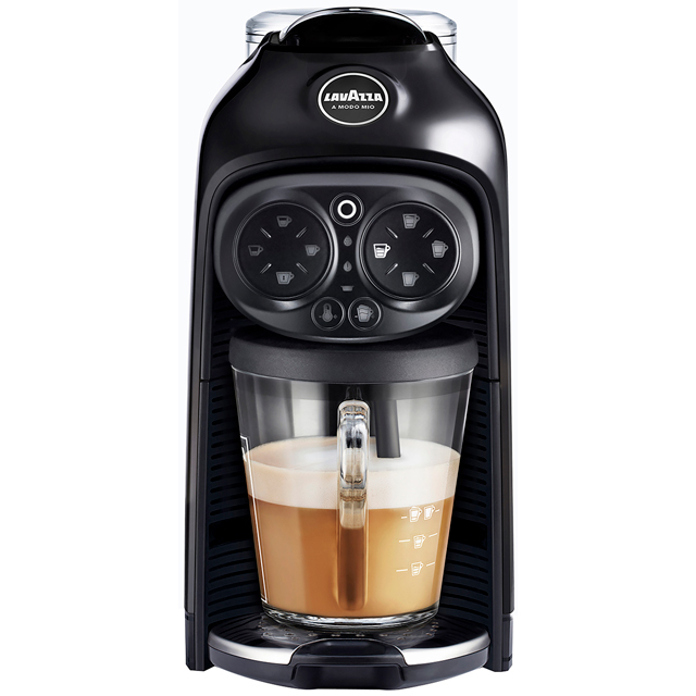 Lavazza Desea 18000290 Pod Coffee Machine - Black - 18000290_BK - 1