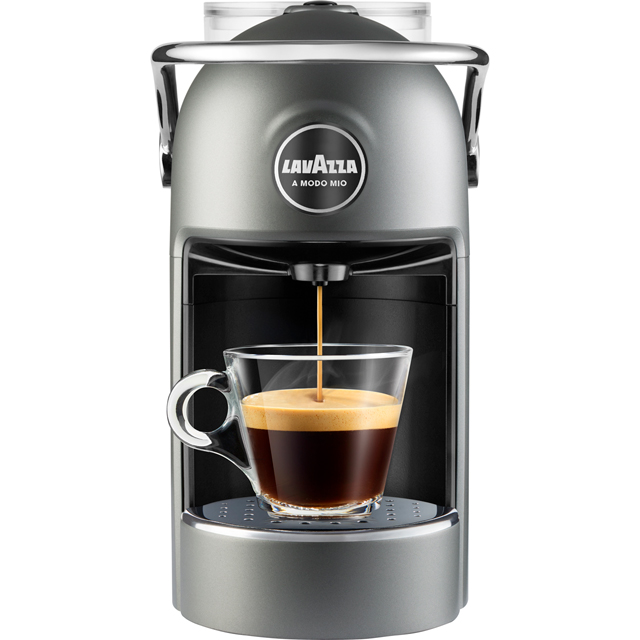 Lavazza Jolie Plus 18000349 Pod Coffee Machine - Grey - 18000349_GY - 1