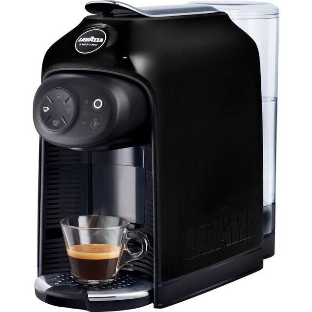 Image of Lavazza Idola 18000396 Pod Coffee Machine - Black