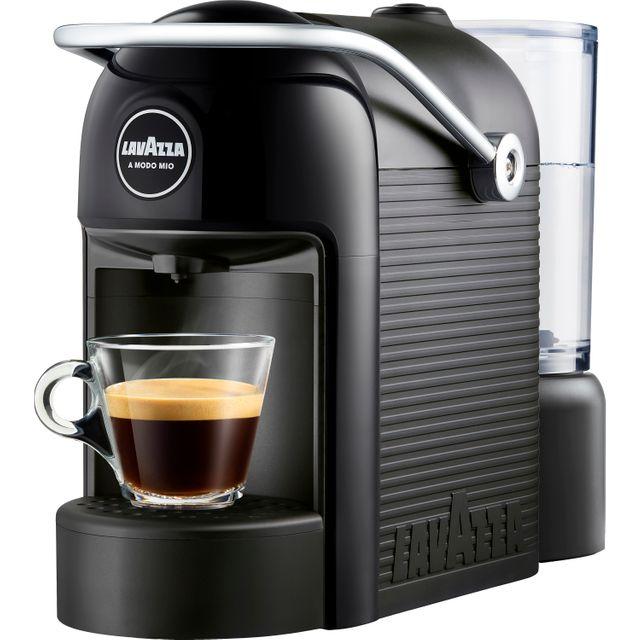 Image of Lavazza Jolie 18000402 Pod Coffee Machine - Black