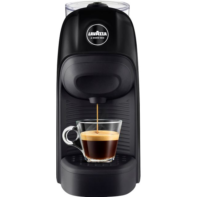 Lavazza Tiny 18000424 Pod Coffee Machine - Black