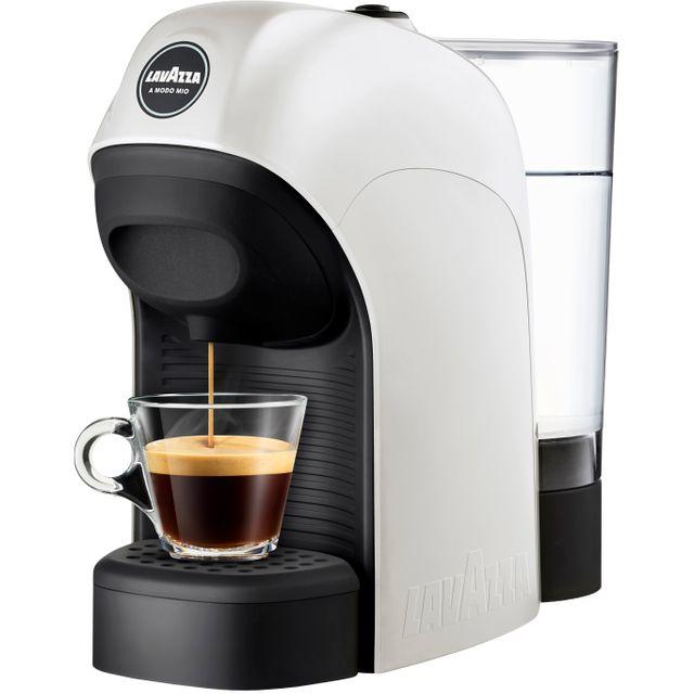 Lavazza Tiny 18000432 Pod Coffee Machine - White
